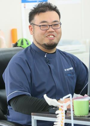 大垣市 まつおか接骨院院長 松岡雄基